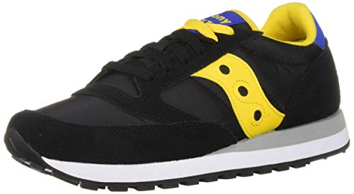Saucony Jazz Original Black Yellow Blu S2044-510