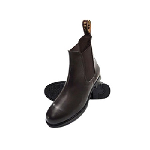 Battle, Hayward and Bower HyFOOTWEAR Durham Jodhpur-Boots: Schwarz: J12