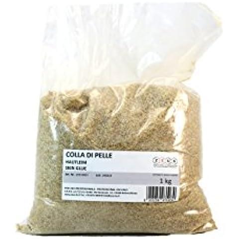 ZEUS - COLLA DI PELLE (GELATINA TECNICA) - 1 kg