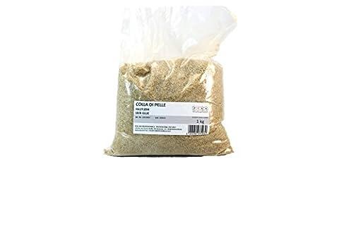 Hautleim (technische Gelatine) - 1 kg