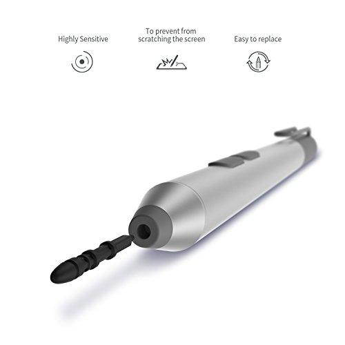 Preisvergleich Produktbild Wsken 3pcs Ersatz-Tipps Refill für Microsoft Surface Pro 3 Touch Stylus Stift