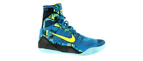 Nike Kobe IX Elite Perspektive Herren Hi Top Basketball Trainer 630847400Sneakers Schuhe neo turquoise volt 7.5 UK / 42 EU / 8.5 US