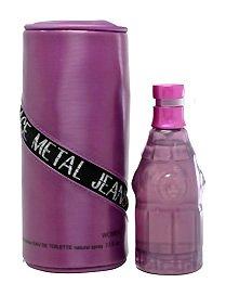 Versace Metal Jeans Eau De Toilette 75ml. Spray Women