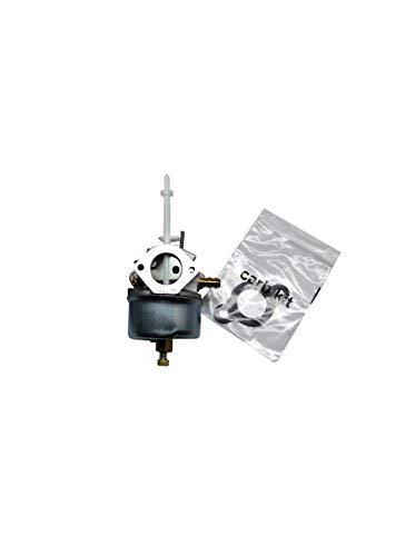 shamofeng Vergaser für Tecumseh 632371A fits H70 HSK70 Engines Snow Thrower Blower -