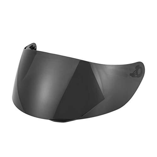 Preisvergleich Produktbild Huihuiya Anti-Scratch Full Face Shield UV-Schutz Motorrad Helm Visier für 316 902 AGV K5 K3SV Anti-Fog-Windschutzscheibe Tee Farbe