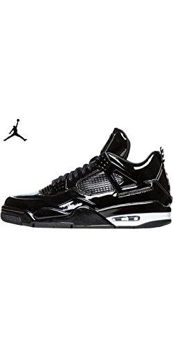 Jordan Nike Air 11 LAB4 Black Patent