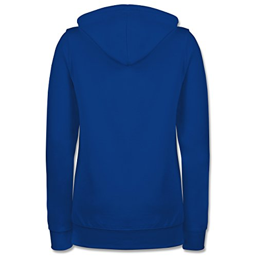 American Football - Any Given Sunday Football New England - Damen Hoodie Royalblau