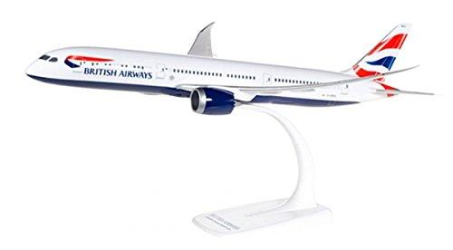 Herpa 611572British Airways Boeing 787-9Dreamliner-G di zbka
