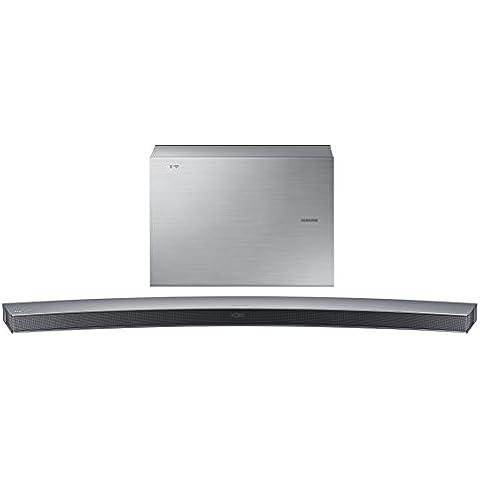 Samsung HW-J6000 - Barra de sonido curva  6.1 de 300W, color plateado