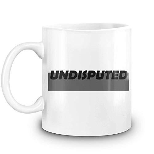 Preisvergleich Produktbild Undisputed Custom Printed Coffee Mug - 11 Oz - High Quality Ceramic Cup