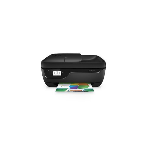 HP Officejet 3831 Multifunktionsdrucker  schwarz + HP Instant Ink Karte, 50 Seiten pro Monat Tarif