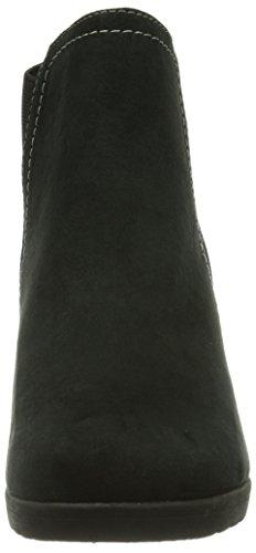 Marco Tozzi 25300 Damen Kurzschaft Stiefel Schwarz (Black / 1)