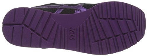 ASICS Curreo Sneakers Basse da Donna Nero (Black/Purple 9033)