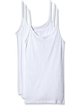 Triumph Damen Unterhemd Katia Basics Shirt01 3P (1PW54)