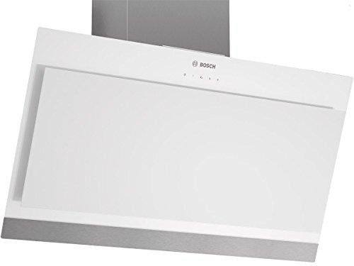 Bosch DWK09G620 Serie 6 Wandhaube / 90 cm / Wahlweise Abluft- oder Umluftbetrieb / für Wandmontage über Kochstellen / weiß