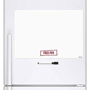 CKB Ltd® BLANK A3 Größe, Magnetische, klebrige Erinnerungsbrett, Kühlschrankbrett, Zinn Whiteboard, Küchenplaner