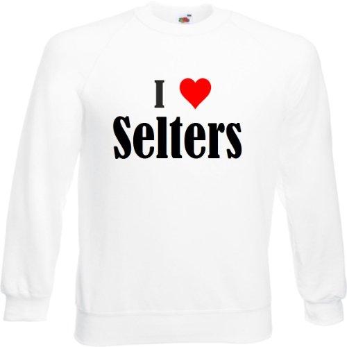 sweatshirti-love-seltersgrosse2xlfarbeweissdruckschwarz