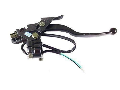 HMParts Bremshebel mit Feststellfunktion für Jinling JLA-21B Bremse Quad