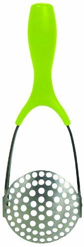 Prepara PP08-FM101GN - Passapatate ripiegabile, colore: verde