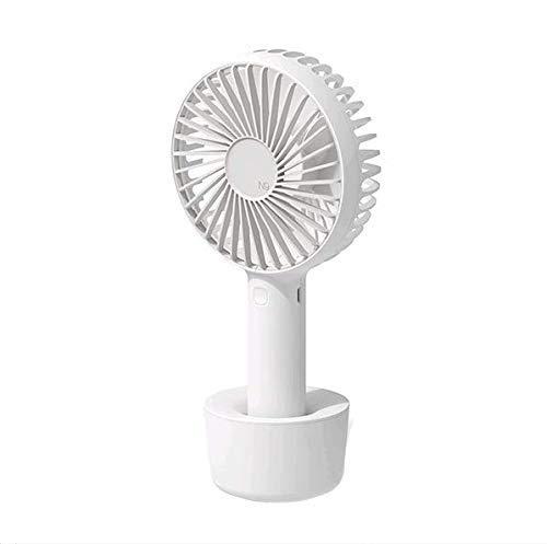 Sommer-Elektrischer Ventilator, Elektrischer Ventilator, Wiederaufladbarer Mini-Studentenwohnheim-Bett-Kleiner Ventilator, Büro-Schlafzimmer-Nachtstumm-Desktop-Klippventilator, WOZUIMEI - Breeze Ventilator Cool