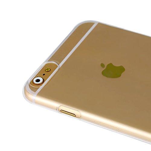 """RE:CRON® iPhone 6 (5,5"""") Polycarbonat Case Hülle Cover transparent mega-dünn und klar Iphone 6 Plus"""