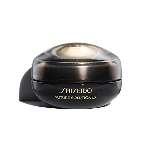 Shiseido Future Solution LX - Eye & Lip Contour Regenerating Cream - Anti-Aging Pflege, 17 g