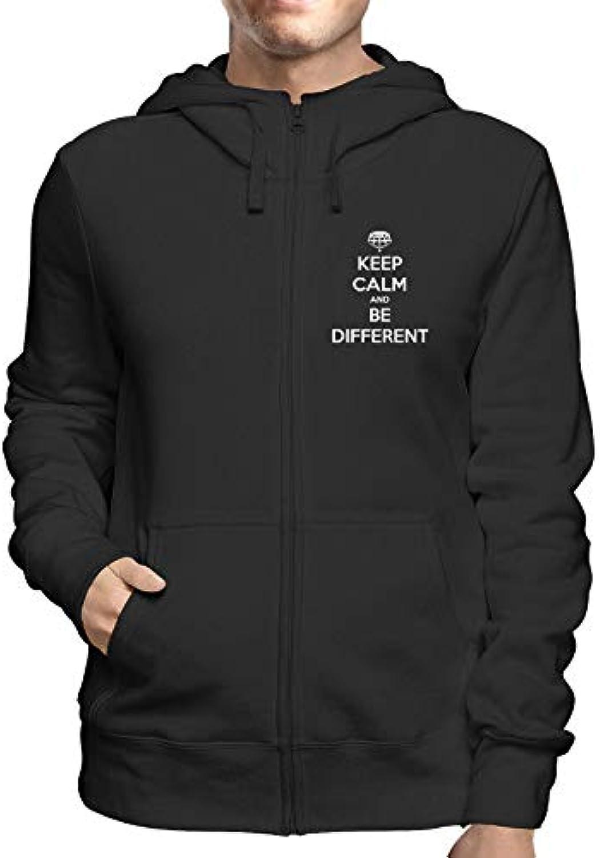 Speed Shirt Felpa Cappuccio Keep e Zip Uomo Nera TKC0620 Keep ... b3234729593