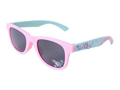 en Girl Sonnenbrille Kindersonnenbrille Sonnenschutz UV400 Brille Motivbrille Snow Queen Rosa Mint (Ist Frozen Für Mädchen)