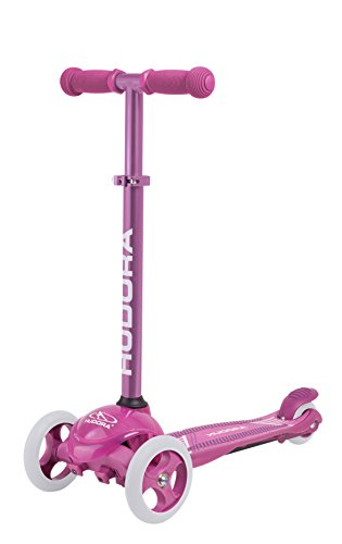 HUDORA Scooter Roller Kinder Flitzkids 2.0, lila, 11062
