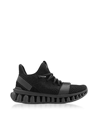 Ermenegildo Zegna Luxury Fashion Herren LHTGSA4308XNER Schwarz Sneakers | Herbst Winter 19
