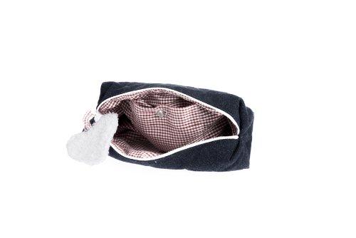 therese-accessoires-jeans-karo-trousse-de-toilette-rouge-22-x-8-cm