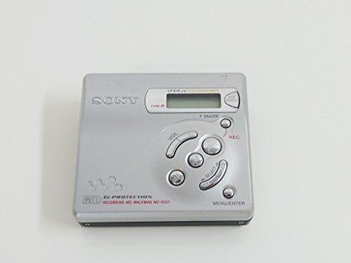 Sony mzr501l Reproductor de MiniDisc portátil