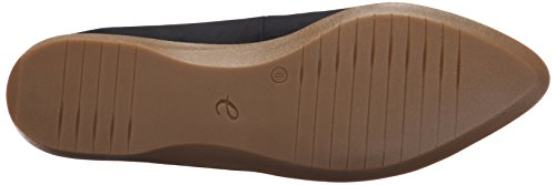 Easy Spirit e360 Madella Synthétique Chaussure Plate Black 2