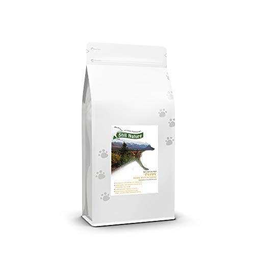 Still Nature - Puppy Huhn 12kg | getreidefreies Premium Welpenfutter | Allergiker geeignet | viel Fleisch | Trockenfutter