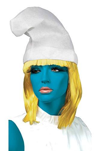 Smurf Hat White ()