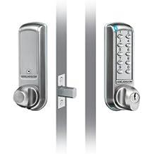 Codelocks - Cerradura digital electrónica con llave franqueadora