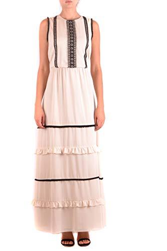 Blumarine BLUGIRL EZBC103031 Damen Beige Polyester Kleid