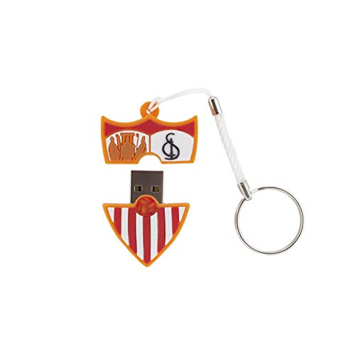 SFC SEVILLA FUTBOL CLUB Pen Drive 16G Blanco
