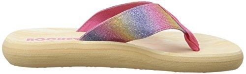 Rocket Dog Spotlight, Sandales Plateforme femme Multicolour (Sandcastle Pink)