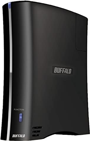 Buffalo LinkStation Live 640GB MultiMedia Network Attached Storage with Built-In BitTorrent Client