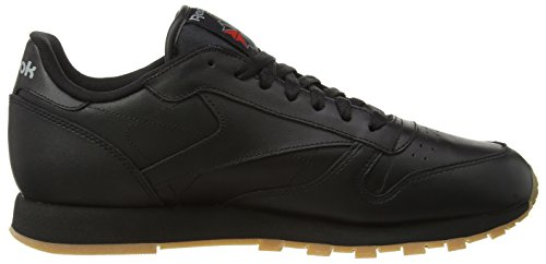 Reebok Classic, Sneakers Basses Homme 49800_42 EU_Black/Gum