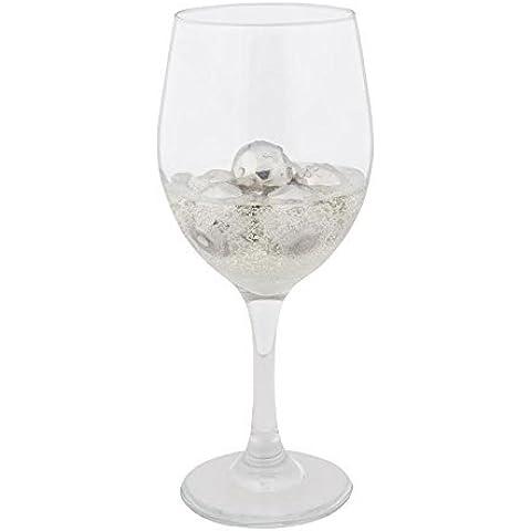 Bevande Liguid, Set da 6, in acciaio INOX, con palline,