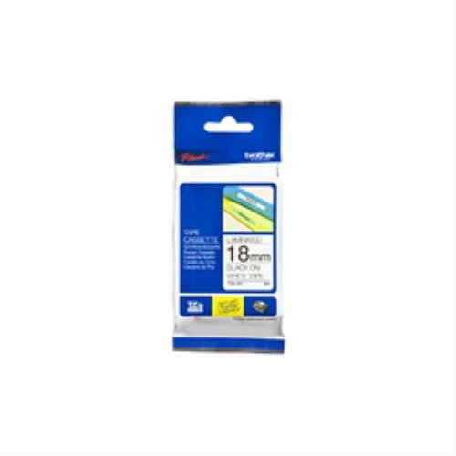 Preisvergleich Produktbild Brother TZE241 – Bänder für Drucker Etiketten (TZ,  1, 8 cm,  8 m,  Blister)