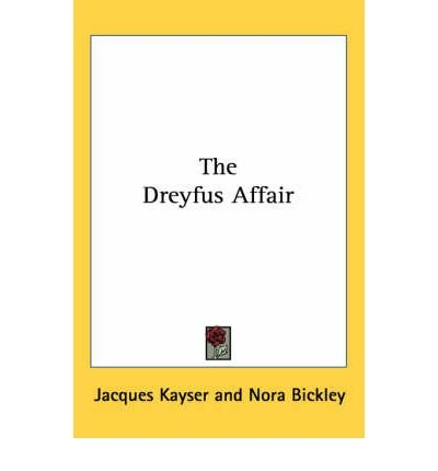 [ [ THE DREYFUS AFFAIR BY(KAYSER, JACQUES )](AUTHOR)[PAPERBACK]