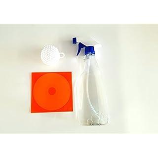 Cabriolet Verdeck Reinigungs / Pflege Set für alle Stoffverdecke (für jede Farbe geeignet!). Vom Autosattlermeister selbst speziell auf Stoffverdecke (Sonnenland) und Mohairverdecke abgestimmter Reiniger für höchste Ansprüche! 500ml