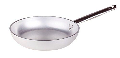 pentole-agnelli-almr111124-linea-alluminio-professionale-5-mm-padella-radiante-24-cm