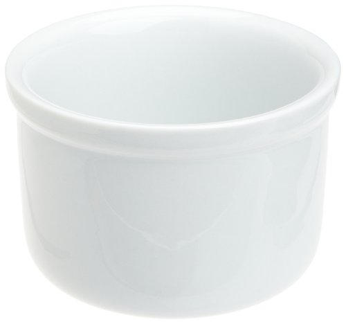 Kitchen Supply 8042 Chili Bol en porcelaine Blanc 47 cl 12 cm