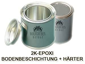 11 35eur kg 2k epoxi epoxy epoxid bodenbeschichtung 2k epoxy beschichtung 2 k epoxi boden. Black Bedroom Furniture Sets. Home Design Ideas