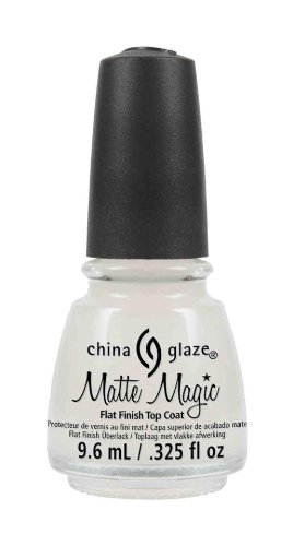 China Glaze Matte Magic Top Coat 9,6 ml