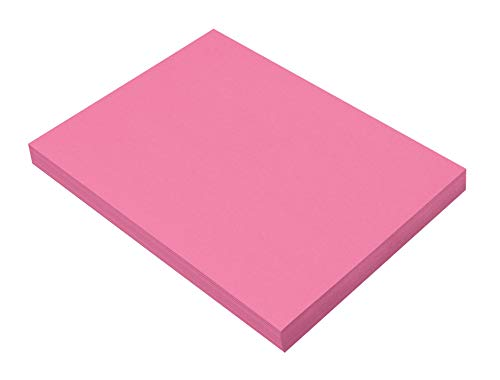apier, 22,9x 30,5cm 100Stück, hot pink (9104) ()